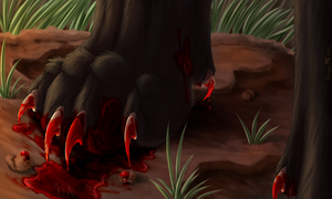 Warriors: Forgive me, dear StarClan (Hollyleaf) by AntharesMK
