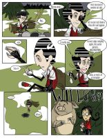 The Adventures of Wilson P. Higgsbury p. 19 by GhostlyMuse