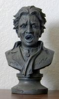 Vampire bust by Gothicmamas-stock