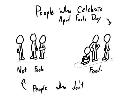 April Fools Day by JeffersonTJacobs