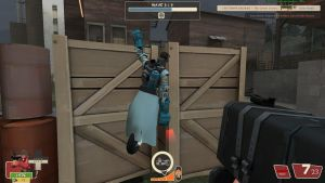 Dead Robo Medic Hanging ON by impostergir007