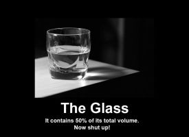 The Glass by OregonSamurai