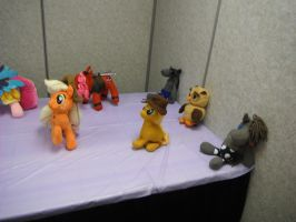 MLP Plushes Aplenty Pt. 2 by DestinyDecade