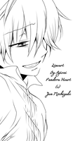 Lineart Oz by XxAjisai-GraphicxX