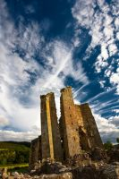 Edlingham Castle 10 by newcastlemale
