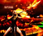 The Inferno by isshi