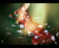 more flowers. by awkwaard