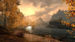 Skyrim Afternoon by Kapselfabrik
