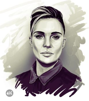 danielle cormack by Satine747