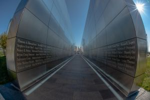 9/11 Memorial (Empty Sky) by jus4taday
