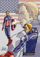 PR: Captain America by Ventimiglia