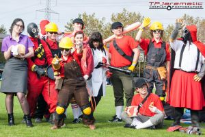 25 Oct MCM LON Team Fortress 2 RED Team by TPJerematic