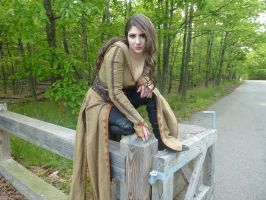 Kahlan Season 1 Coat 3 by ThePrincessNightmare