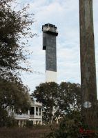 Sullivan's Island Lighthouse by WatchTower513