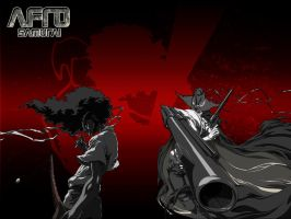 Afro Samurai 2 by DigitalHallucination