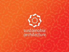 Sustainable Architecture logo proposal by DragosM