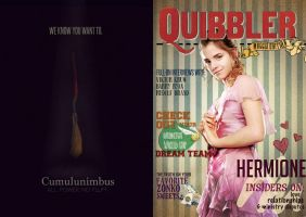 The Quibbler by micheeyo