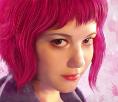 Ramona Flowers by dante-knight
