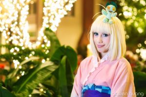 Shiemi by Dawen by IchigoKitty