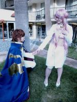 Love is in the Air: Code Geass by shinuko