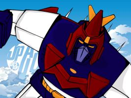 Voltes V by xianpong