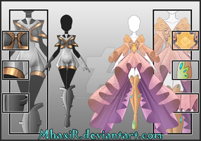 [CLOSED] Design Adopt Outfit - 20 by MhaxiR