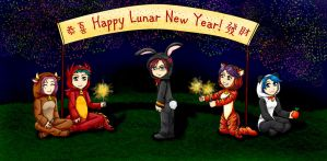 Chinese New Year 2011 by sapphire-night
