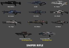 Sniper Rifle by nach77