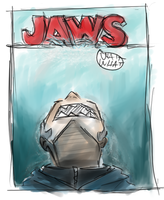 oh my jaws by ShallallARGH