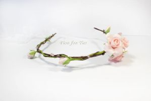 Simple Woodland tiara 2 by fion-fon-tier
