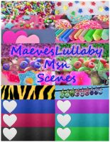Colourful 20 Msn Scenes by MaevesLullaby