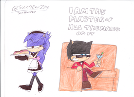 I'm the Master by sonic4ever760