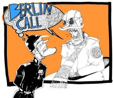 Berlin Call 3 by Sduefy