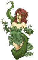 Poison Ivy by Scorch-D