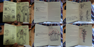 G's File-Curien's Notes Journal WIP 03 by StealthNinja5