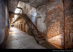 Eastern State Penitentiary HDR by Inno68