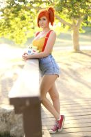 Misty Pokemon Cosplay 5 by autumnxo