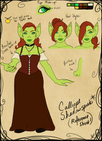 Calliope Reference Sheet by jess-o
