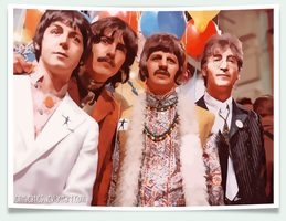 Beatles by letitbeatles