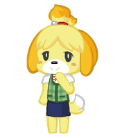 Isabelle by Shinji-shampoo