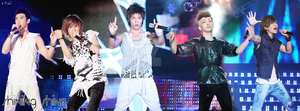 Shining Shinee by billkaulitzluvergirl