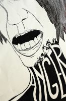 Anger by Draughtman