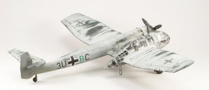 1/72 scale Airfix Bv 141b by Nixod321