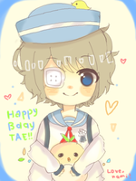 Happy Birthday Taeheee!! by namiirin