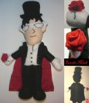 My Doll Series: 04 Tuxedo Mask by adnileb