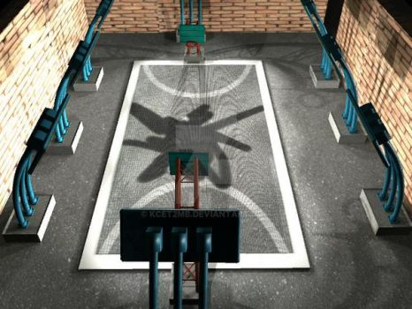 Midterms : Basketball Court 4 by kcet2mb