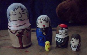 Hetalia: Matryoshka 1 by ArtisticMoose