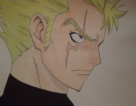 Laxus by Synyster17