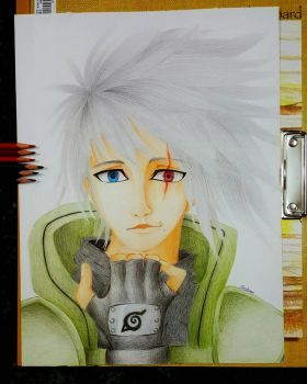 Kakashi Hatake (my version) by xXLittleTigressXx