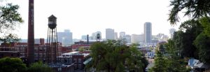 Richmond from the back by xshadow259